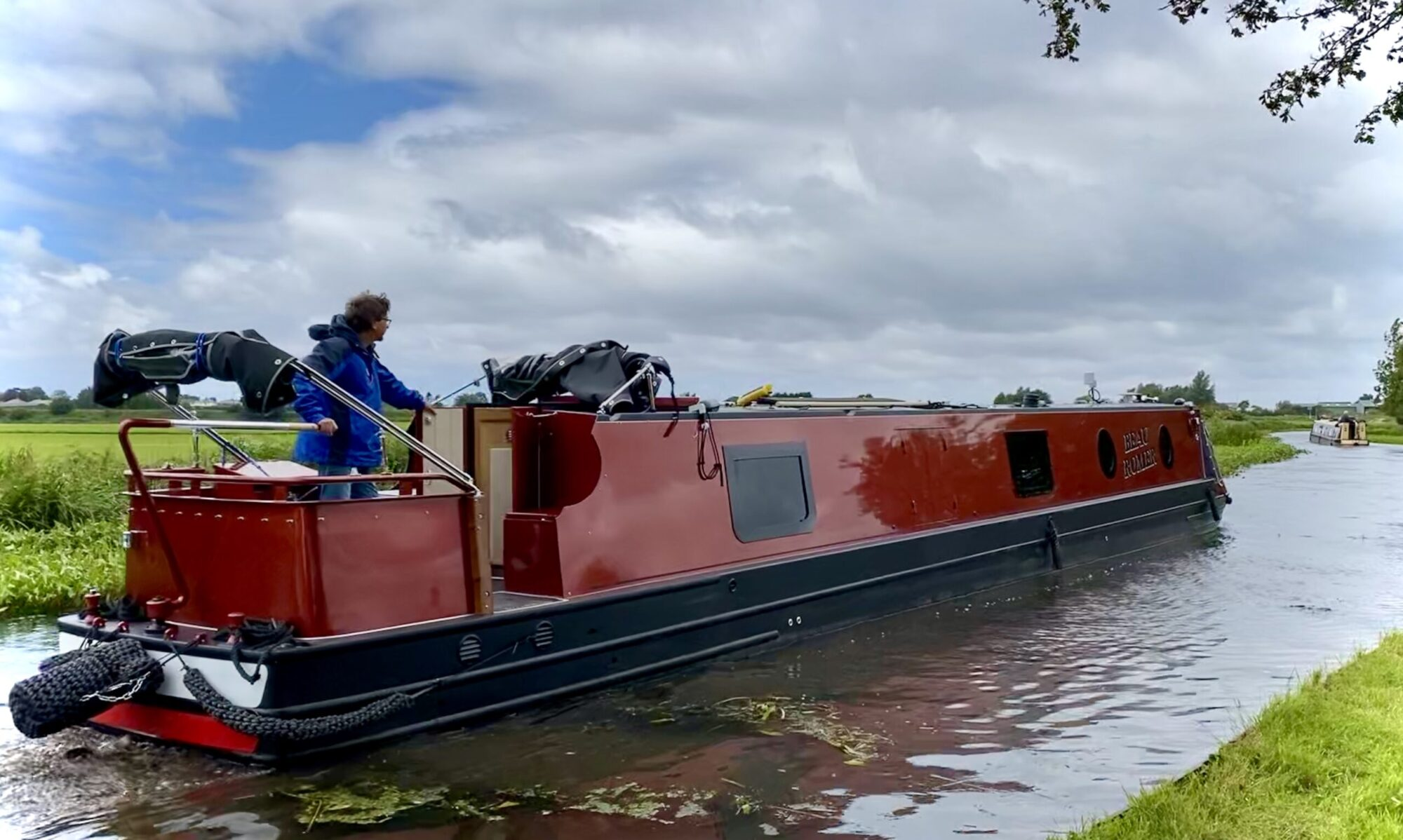Beau Romer - Narrowboat Life